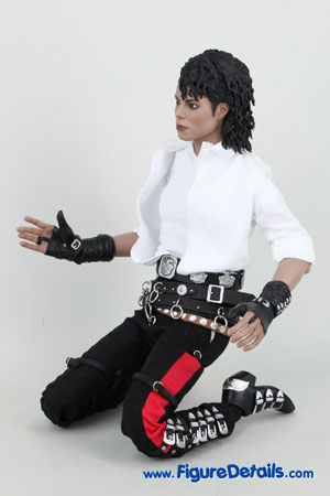 Hot Toys Dirty Diana Michael Jackson close up 5