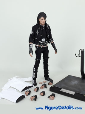 Michael Jackson songs Bad & Dirty Diana Action Figure Overview