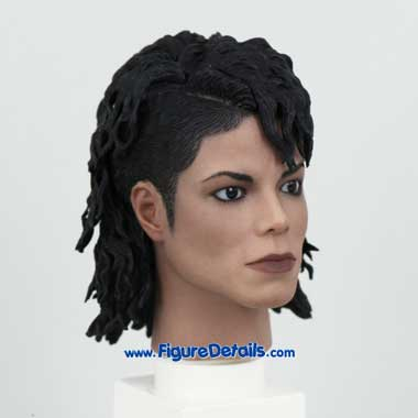 Hot Toys Michael Jackson Bad Head Sculpt 5