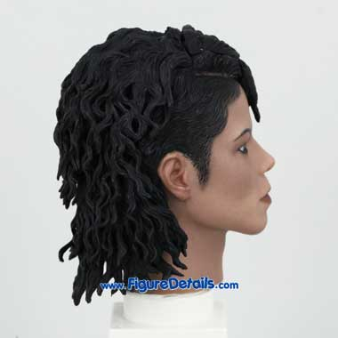 Hot Toys Michael Jackson Bad Head Sculpt 6
