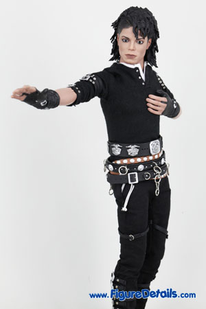 Hot Toys Michael Jackson in Music Video Bad 5