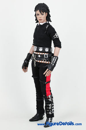 Hot Toys Michael Jackson in Music Video Bad 8