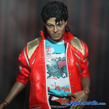 Hot Toys Michael Jackson Beat It MIS10 Head Sculpt