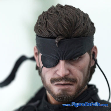 Naked Snake Head Sculpt - Metal Gear Solid 3