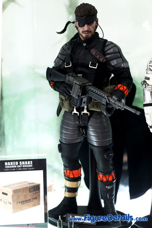 Hot Toys Naked Snake Overview