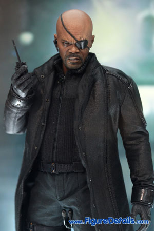 Nick Fury - Samuel L. Jackson - The Avengers - Hot Toys Action Figure