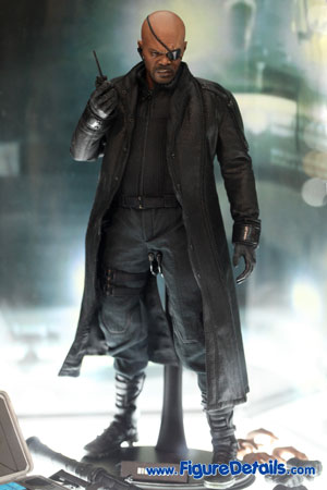 Hot Toys Nick Fury The Avengers Action Figure Overview