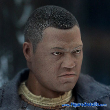 Nolan Head Sculpt - Laurence Fishburne