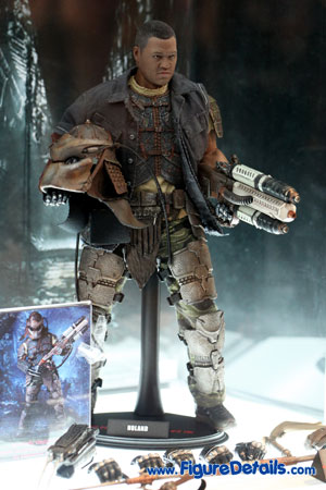 Hot Toys Nolan Action Figure from Predators