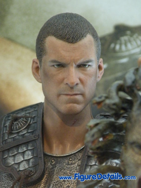 Perseus Action Figure Close up