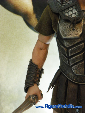 Perseus Action Figure Close up 4