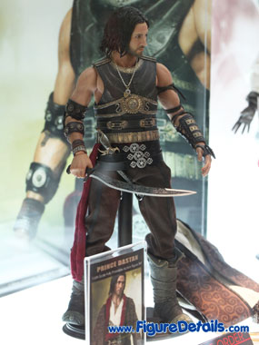 Hot Toys Prince Dastan Action Figure MMS127 Prince of Persia