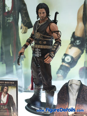 Hot Toys Prince Dastan Action Figure Overview