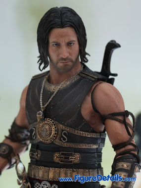 Hot Toys Prince Dastan Prince of Persia Close Up