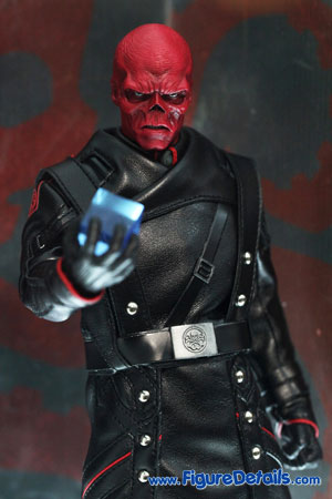 Hot Toys Red Skull Action Figure
