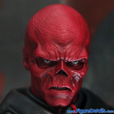 Red Skull Head Sculpt - Hugo Weaving