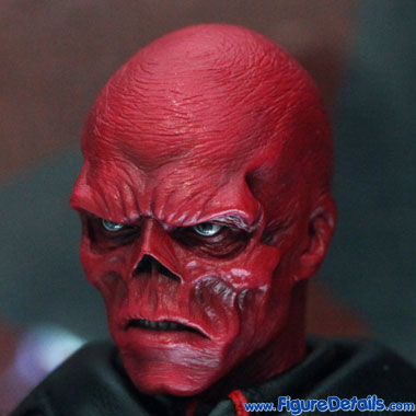 Red Skull Head Sculpt - Hugo Weaving 2