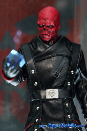 Hot Toys Red Skull Action Figure 2