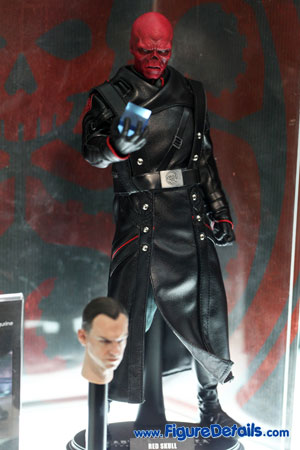 Hot Toys Red Skull Action Figure 3