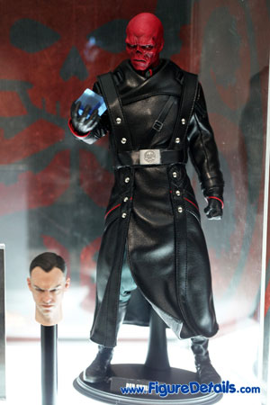 Hot Toys Red Skull Action Figure 4