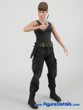Terminator 2 Hot Toys Sarah Connor Reviews 16