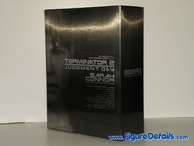 Sarah Connor Terminator 2 Hot Toys Packing 4