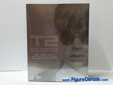 Hot Toys Sarah Connor Terminator 2 Action Figure MMS119