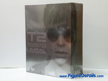Hot Toys Sarah Connor MMS119 Box