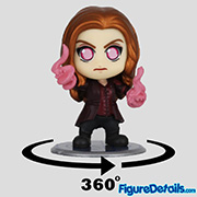 Scarlet Witch Cosbaby cosb682 - Avengers Endgame - Age of Ultron - Hot Toys