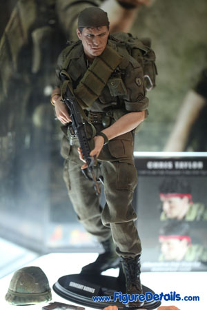 Hot Toys Sergeant Barnes Action Figure Preview
