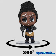 Shuri Female Heroes Cosbaby cosb682 - Avengers Endgame - Hot Toys