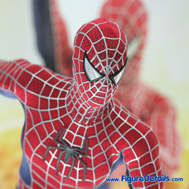 Hot Toys Spider Man 3 Action Figure MMS143