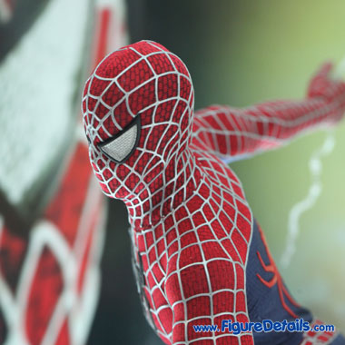 Spider Man 3 Suit and Head Sculpt Details