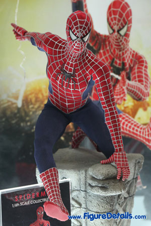 Hot Toys Spider Man 3 Action Figure Overview