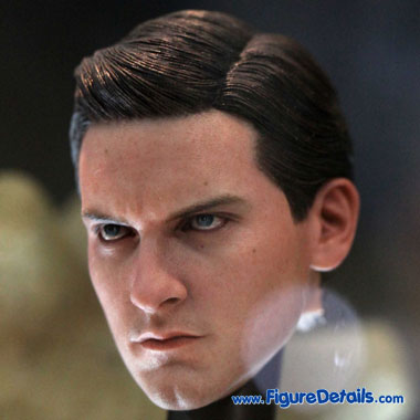 Spider Man Peter Parker - Tobey Maguire - Hot Toys Head Sculpt