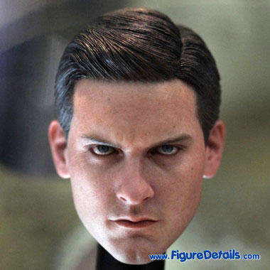Spider Man Peter Parker - Tobey Maguire - Hot Toys Head Sculpt 2