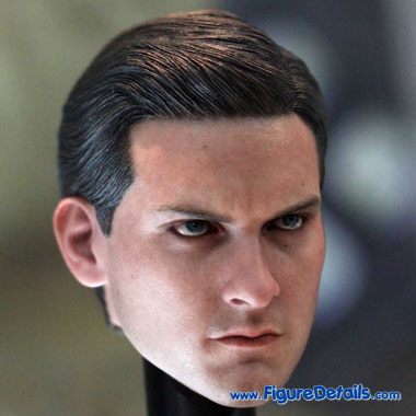Spider Man Peter Parker - Tobey Maguire - Hot Toys Head Sculpt 3