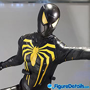 Spiderman Anti Ock Suit Prototype Preview - Spiderman Video Game - Hot Toys - VGM45