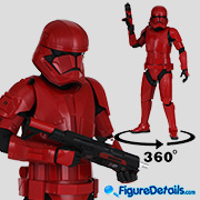 Sith Trooper - Star Wars: The Rise of Skywalker - Hot Toys - mms544