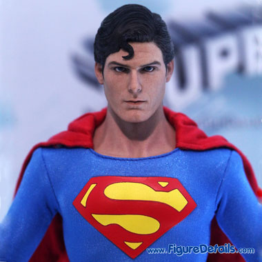 Superman Head Sculpt - Christopher Reeve