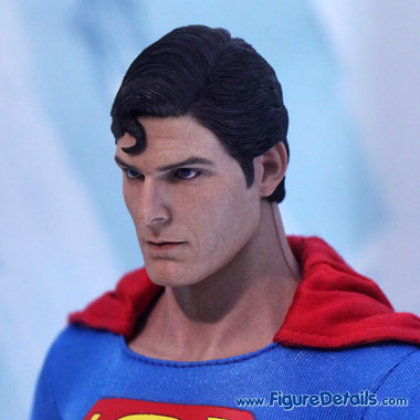 Superman Head Sculpt - Christopher Reeve 2