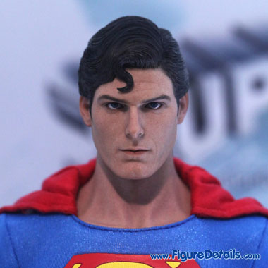 Superman Head Sculpt - Christopher Reeve 3