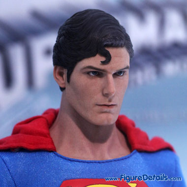 Superman Head Sculpt - Christopher Reeve 4