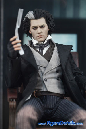 Hot Toys Sweeney Todd Action Figure