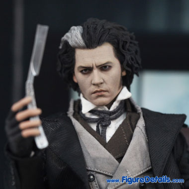 Hot Toys Sweeney Todd Action Figure MMS149