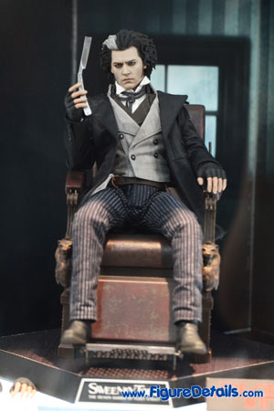 Hot Toys Sweeney Todd Action Figure 3