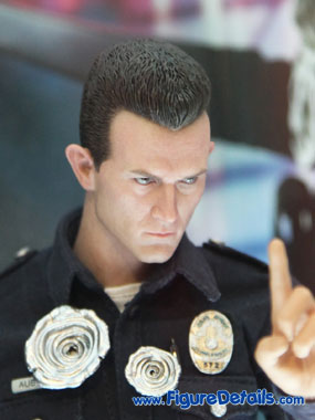 Hot Toys T-1000 Action Figure MMS129 Terminator 2