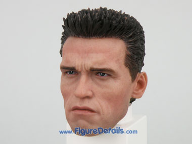 Hot Toys T800 Terminator 2 Head Sculpt  2