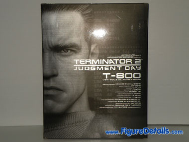 T800 Action Hot Toys Figure Terminator 2 Packing 3