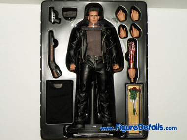 T800 Hot Toys Action Figure Terminator 2 Packing 5